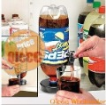 Wholesale 24pc/lot Innovative Items Fizz Saver Refrigerator Soft Drink Dispenser Red seen on tv[50off EMS]