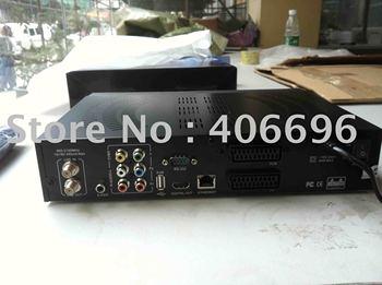 Digital Satellite Receiver DVB -2pcs/lot Openbox s9