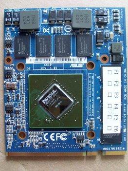 del nVIDIA 9800MGT 1G DDR3 MXM 2.0 VGA card