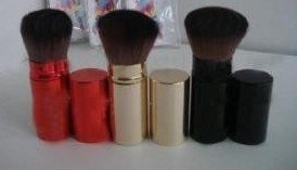 Free Shipping Brand New powder/Blush Brush Pouch Set Special ition Brush(100 pcs/lot) from makeup-sell(China (Mainland))