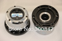 NEW ARRIVAL Manual lock out hubs for NISSAN King Cab. -->94,Pathfinder H.B.-->94,Terrano I  86-89