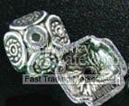 1260pcs Tibetan Silver Ornament Motif Bead Caps A652