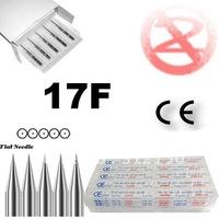 Игла для татуировок 3RL tattoo needle 50pcs/lot stianless steel needles medical tattoo needle
