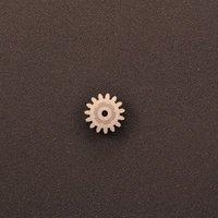 Spindle Gear Module 0.7 Diameter 2mm teeth 15
