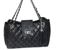 Free shipping ,Minimum quantity 1  piece,2011 fashion new Crocodile grain handbag, female Single shoulder bag