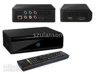 High-Definition Media Player HDD Player based on RealTeak RTD1073 with BTDownloder /NetNAS Network