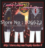 Wholesale Freeshipping Hot Selling low price Cheap Cosplay Costume C1401 Corda Primo Passo Boy Uniform