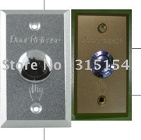 Aluminium Exit Button Switch, Door Release, Exit Button for Access Control, Exit Switch