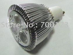 100 pcs par20 led lamps GU10 9W free shipping (White,green,red,yellow,blue colour)(China (Mainland))