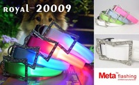 Free DHL Shipping 50pcs/lot dog toys,cat toys,pet toys,cat products,pet products,led light up dog collar