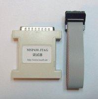MSP430 JTAG parallel port download cable Emulator Programmer