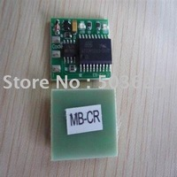 MB CR IMMO Emulator  Free Shipping  The unblockers for Mercedes - CR replace the broken Immobilizer or the car key .