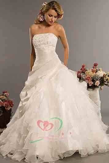 The wholesale supply foreign trade upscale nuptial dress, the formal clothes process WD-166(China (Mainland))