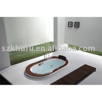 acrylic massage bathtub cheops-023MT
