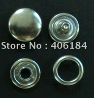 9mm 10mm 222# cap Brass material environmental protect and Nickel-free,special Expor to Jp,Europe.fashion prong snap button