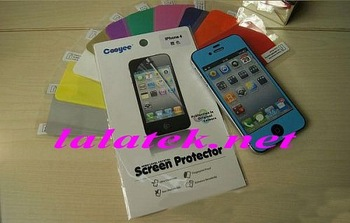 DHL Chromatic Full Body Sticker for iPhone 4 Free Shipping