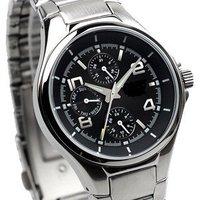 Free Shipping Men's Quartz Stainless Steel Wrist Watch