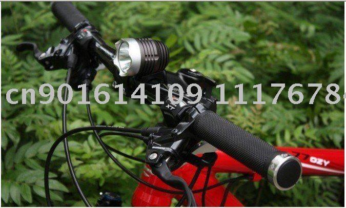 New SSC P7 LED 900Lumen Headlamp Headlight Bicycle Bike light+free shipping(China (Mainland))