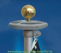 Wholesale 20LED Solar flag light  100% solar powered LED Solar light for flagpoles 24pcs/lot Free shipping