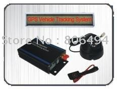 Car Gps Tracker Fuel Check Camera Vehicle Gps Tracker Bus/Taxi Led Screen Gps Tracking Rfid Tracking System Car Accessories(China (Mainland))