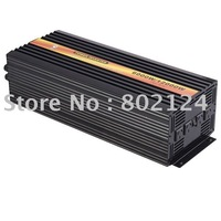 Hot sell  6000w AC12v-AC240v pure sine wave  solar power inverter with auto switch free shipping
