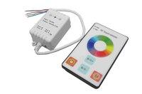 RF RGB touch controller,DC12V input