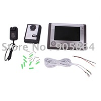Factory direct: 7 inches color video door phone and night vision waterproof function 1 to1