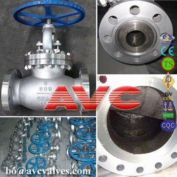 AVC RF A216 WCB GLOBE VALVE