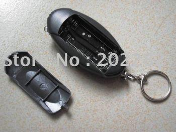 10pcs Personal breath alcohol tester breath alcohol tester, mini alcohol tester, alcohol detector with clock timer flashlight
