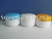 Factory direct sale Lot 80 Pcs 20g PE cream bottle,cosmetic container,PS jar,cream jar,Cosmetic Jar,Cosmetic Packaging