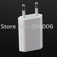 wholesale - 50pcs/lot AC Power USB Wall Charger For iPhone 4 3G 3GS iPod quality guaranteed