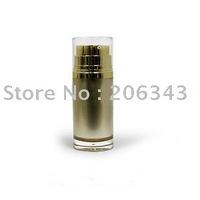80ML (40ml+40ml) double tube bottle ,2 in 1 bottle , day and night   cream/lotion/emulsion  bottle