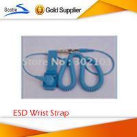 Freeshipping 6PCS/LOT ESD wrist strap band, anti static discharge wrist band