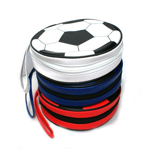 leather football CD packages CD DVD Box/package/CD Storage Bag/Case/Disc Package/Holder(e093)(China (Mainland))