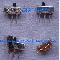 L8.5*W3.5MM 3P 2T mini toggle / slide switch Handle high:3mm