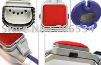 Free Shipping! Powerful 1000w Multi-function steam iron brush,handheld cleaner