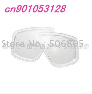 free shipping Myopic lens for M201 dive mask toughened glass lenses diving equipment diving supplies