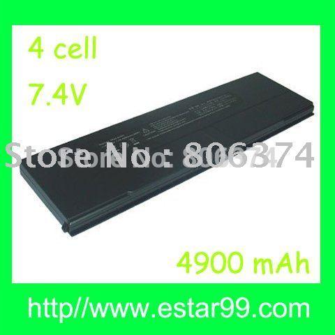 Free shipping&7.4V-4900mAh Li-ion battery for AP22-U1001 Asus Eee PC S101(China (Mainland))