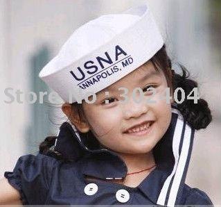 Cap cap Skipper Capitão Frete grátis chapéu chapéu de marinheiro da marinha(China (Mainland))