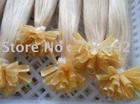 22inch #60 100g Indian Prebonded Utip Nail Hair Remy Hair Extensions Human Hair 1g/strand 100s High Quality