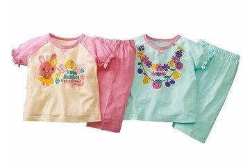 boys suits girls' sets blouses trousers baby pants kids pyjamas top tights jumper tshirts tee shirts tops garment TZ736