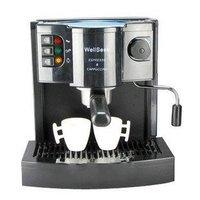 Coffee Machine  Promotions! domestic / commercial semi-automatic espresso machine / with steam / 15 Pa pressure