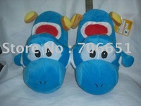 wholesale+free shipping mario slipper cartoon shoes indoor slipper  mix order & drop shipping052038