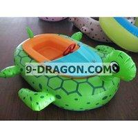 Kit Boat,Children Electirc Inflatable battery Boat,12V,36A/hr,Max 79kgs,WB003