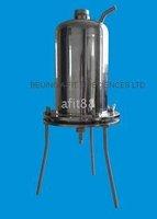 P-100B Stainless Steel Barrel Filter Holders