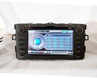 Special car DVD player for Toyota Auris Car GPS Navigation System