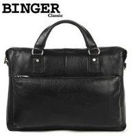 Wholesale 2011 New genuine leather men bag,fashion men leather handbag Free Shipping
