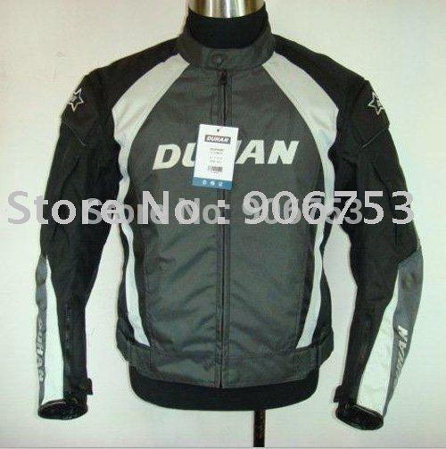 free sample DUHAN hump professional racing Jacket motorcycle Jacket red