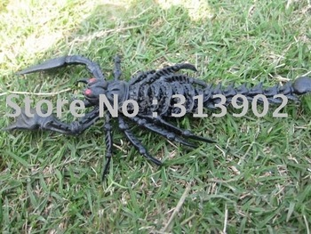 Rubber Scorpion Horror Animal Practical Prank Toy Trick Jokes 40pcs/lot