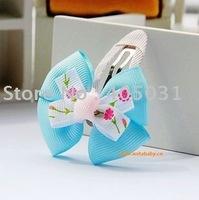 hair bows barrettes  toddler hair accessories hair clip ponytail clip baby bows